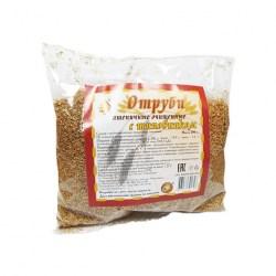 Отруби пшеничные очищенные с шиповником