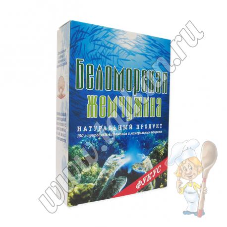 Морские водоросли Фукусы