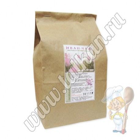 Иван-чай ферментированный ручной работы листовой зеленый, 100 гр