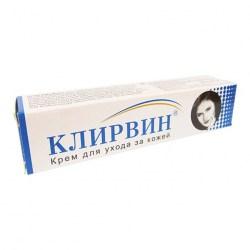 Клирвин, крем для ухода за кожей