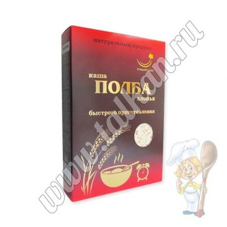 Каша из полбы (хлопья быстрого приготовления), 300 гр
