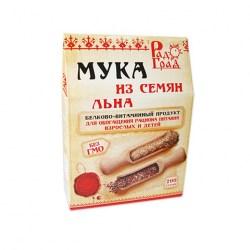 Мука из семян льна (Радоград)