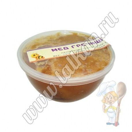 Гречишный Алтайский мед