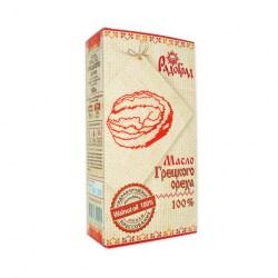 Масло Грецкого ореха, 100%