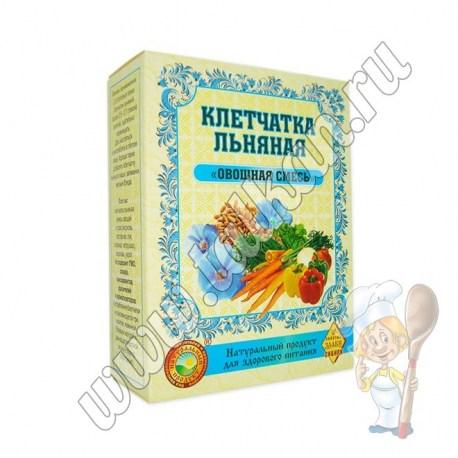 Клетчатка льняная овощная смесь