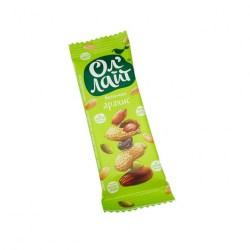 Батончик Ол`Лайт арахис