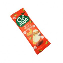Батончик Ол`Лайт яблоко с корицей