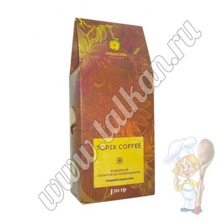 Кофейный напиток из топинамбура средней прожарки