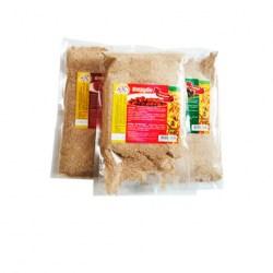 Пшеничные отруби, сборка