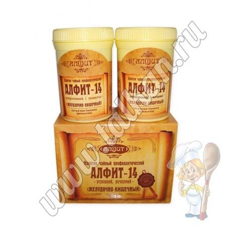 Алфит-14, желудочно-кишечный