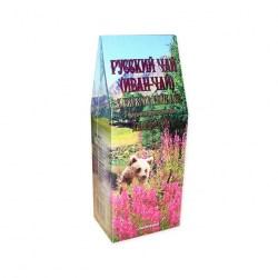 Иван-чай с берегов Байкала Капорский