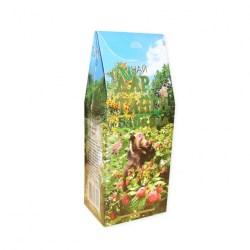 Чай Дар тайги Байкала