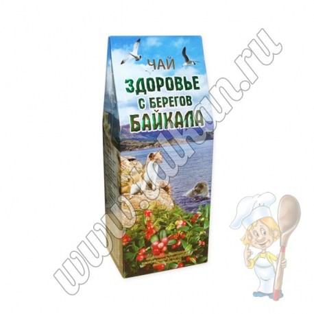 Чай Здоровье с берегов Байкала
